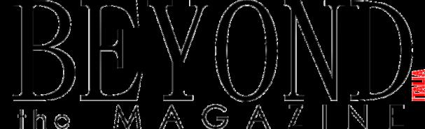 Logo Beyond the magazine